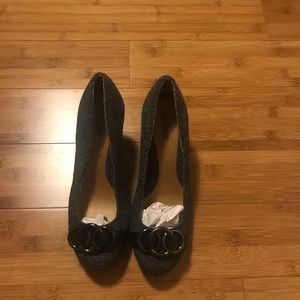 Croft & Barrow Sole (Sense)Ability Tweed Heels